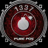 1337 logo