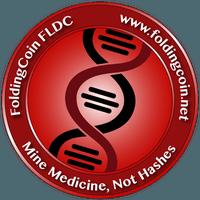 FoldingCoin logo