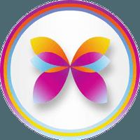 FlutterCoin logo