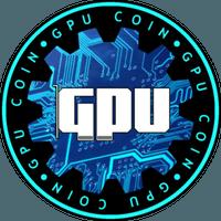 GPU Coin logo