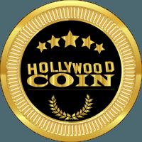 HollyWoodCoin logo