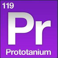 Prototanium logo