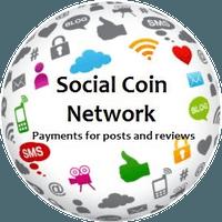 SocialCoin logo