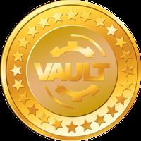 Vault Coin logo