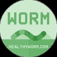 HealthyWormCoin logo
